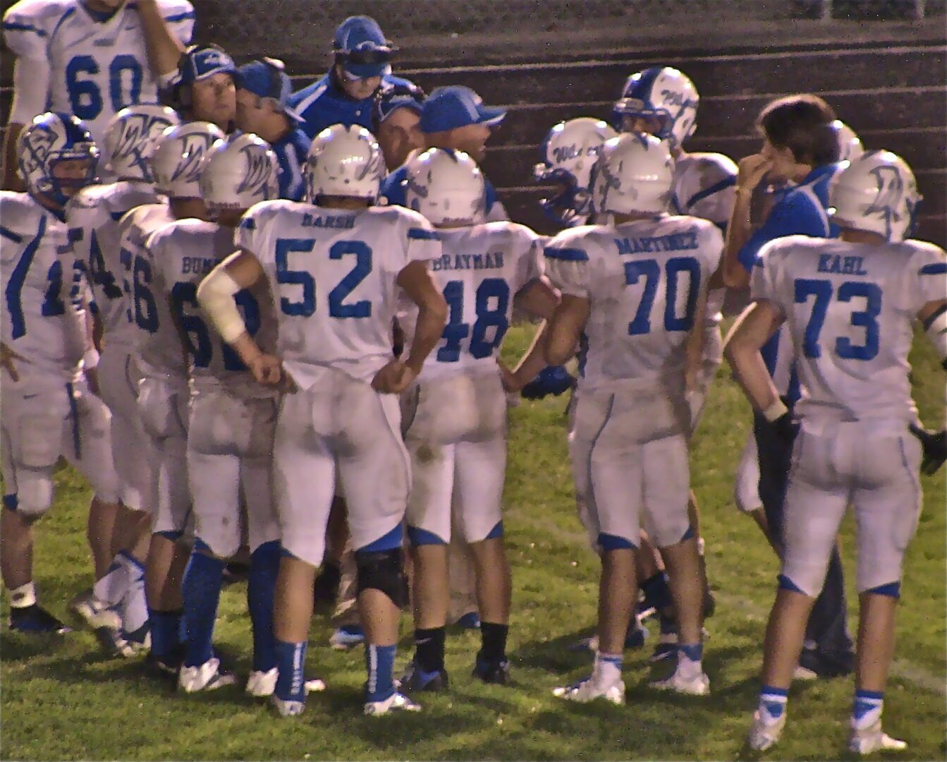 Late interception secures Montague win over North Muskegon [video]