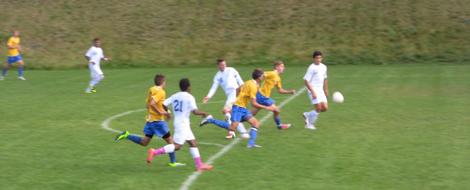 Muskegon Community College men's soccer team loses 1-0, misses a chance to clinch conference title