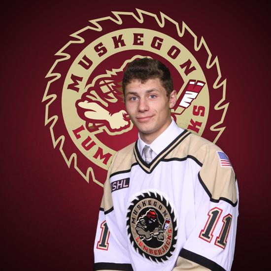 Chicago Blackhawks trade veteran player to move up and draft Muskegon Lumberjacks' Matt Iacopelli