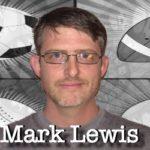 Lew Column logo background