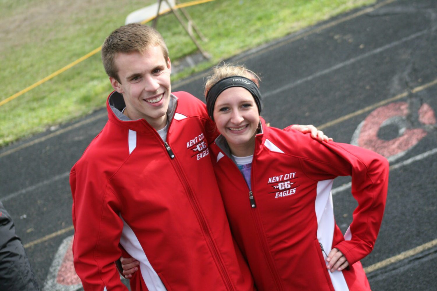 Two Kent City regional champs have their sights set on bigger goals at Saturday's cross country state finals