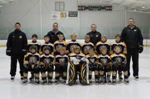 2013-14 Muskegon Chiefs Squirt A
