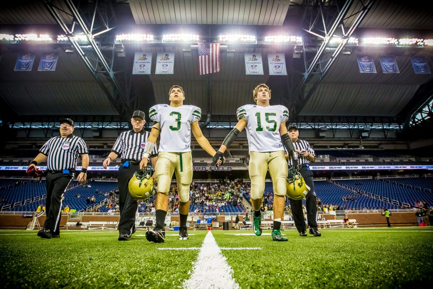 [VIDEO] Highlights from Muskegon Catholic Central's ninth state championship