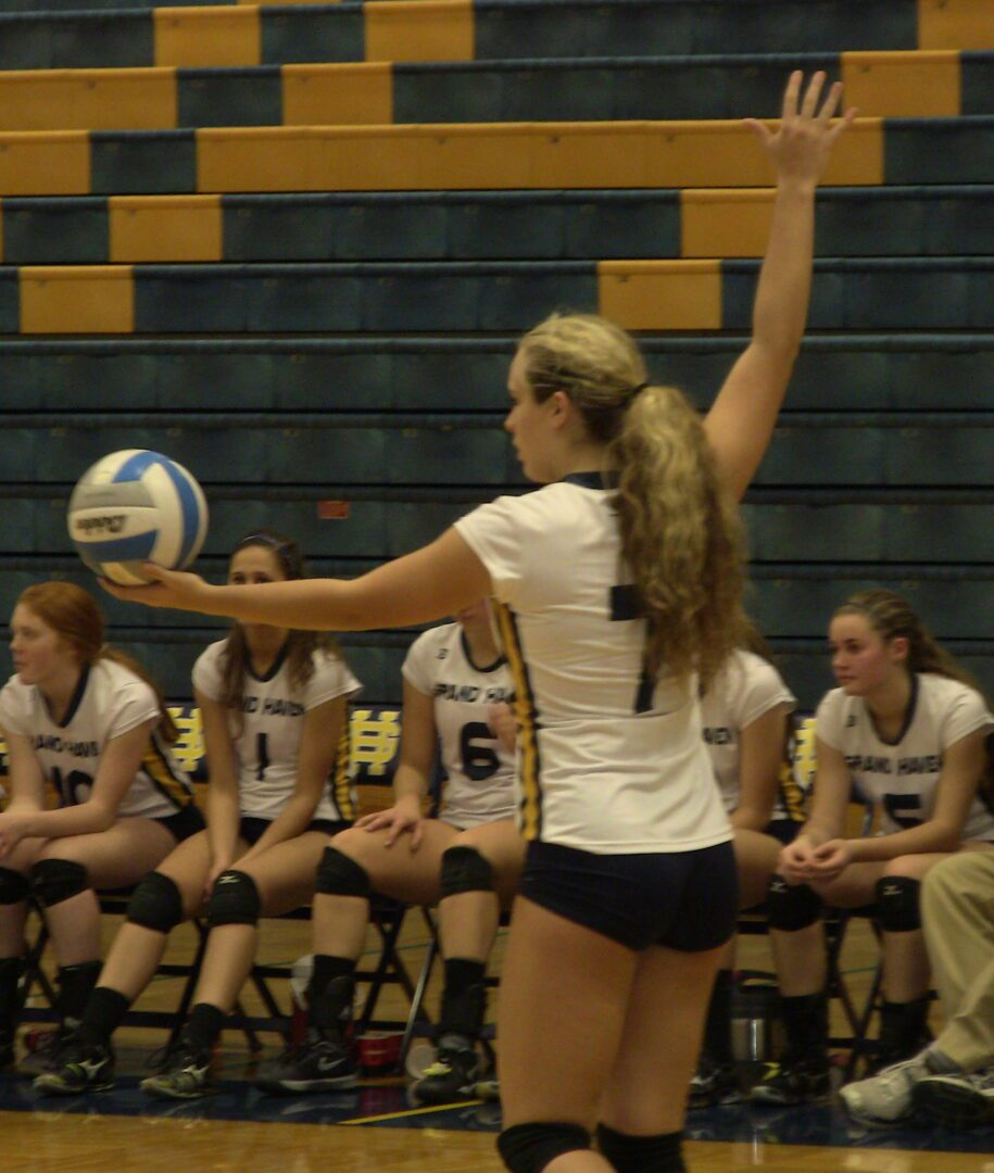 Grand Haven begins another push for state volleyball honors with a Class A district sweep of Mona Shores