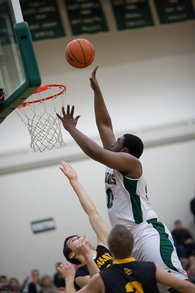 Bernard Smith leads Western Michigan Christian to rout of Kelloggsville in nonleague boys basketball