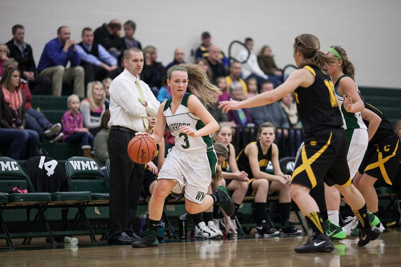 Covenant Christian explodes for 38 second-half points in league win over Christian girls