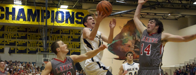 Grand Haven cruises past Spring Lake for first basketball win of the season