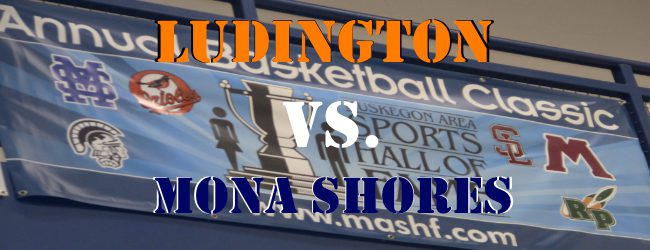 Sailor girls open it up in the final three quarters to down Ludington in Hall of Fame game