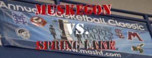 hall of fame girls Muskegon vs SL 2013
