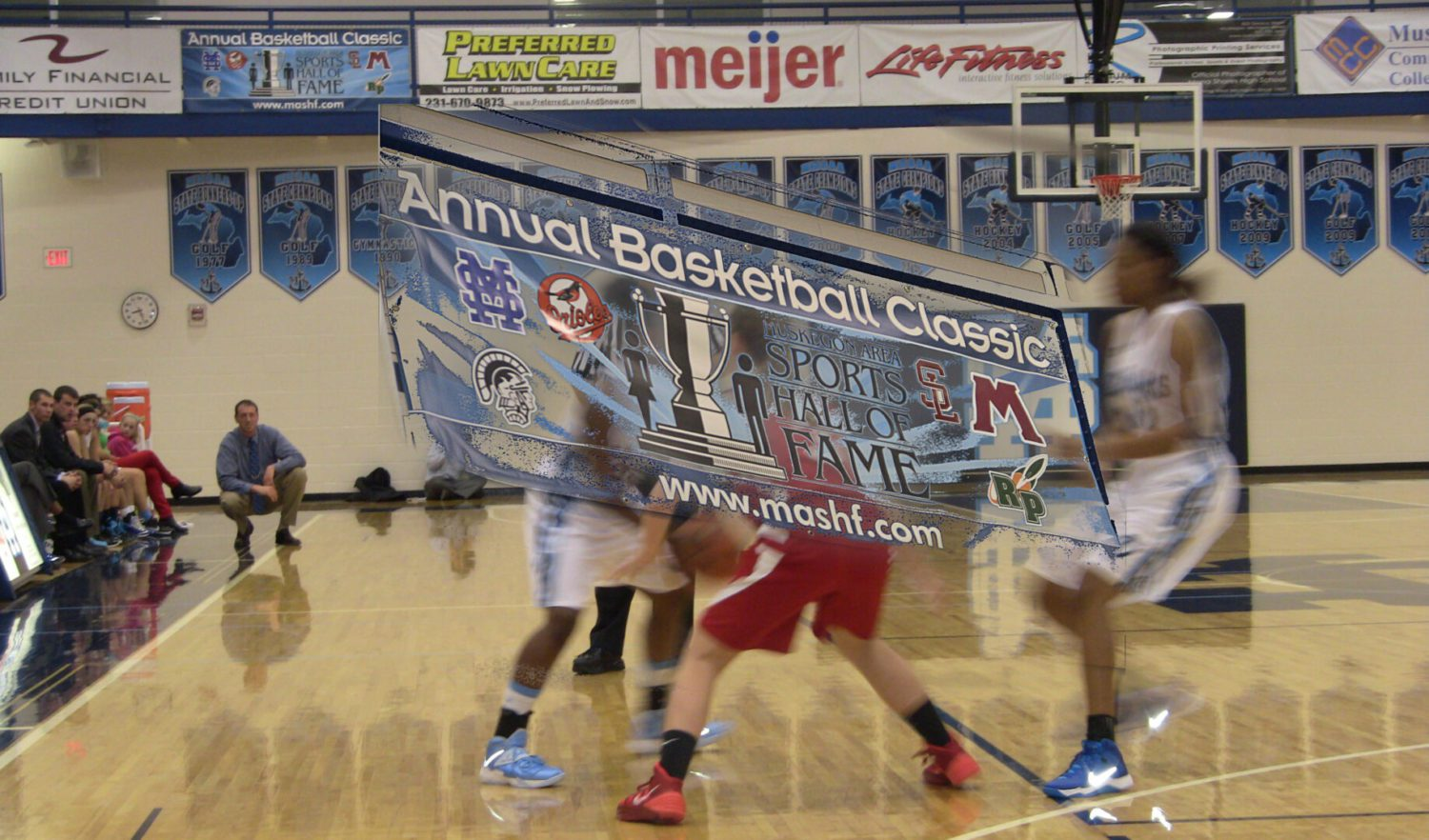 Sailor girls handle Spring Lake in Hall of Fame Classic