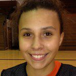 Ludington's Kalli Wahr scored 11 of her 21 points in the fourth quarter to help close a 14-point fourth-quarter deficit.
