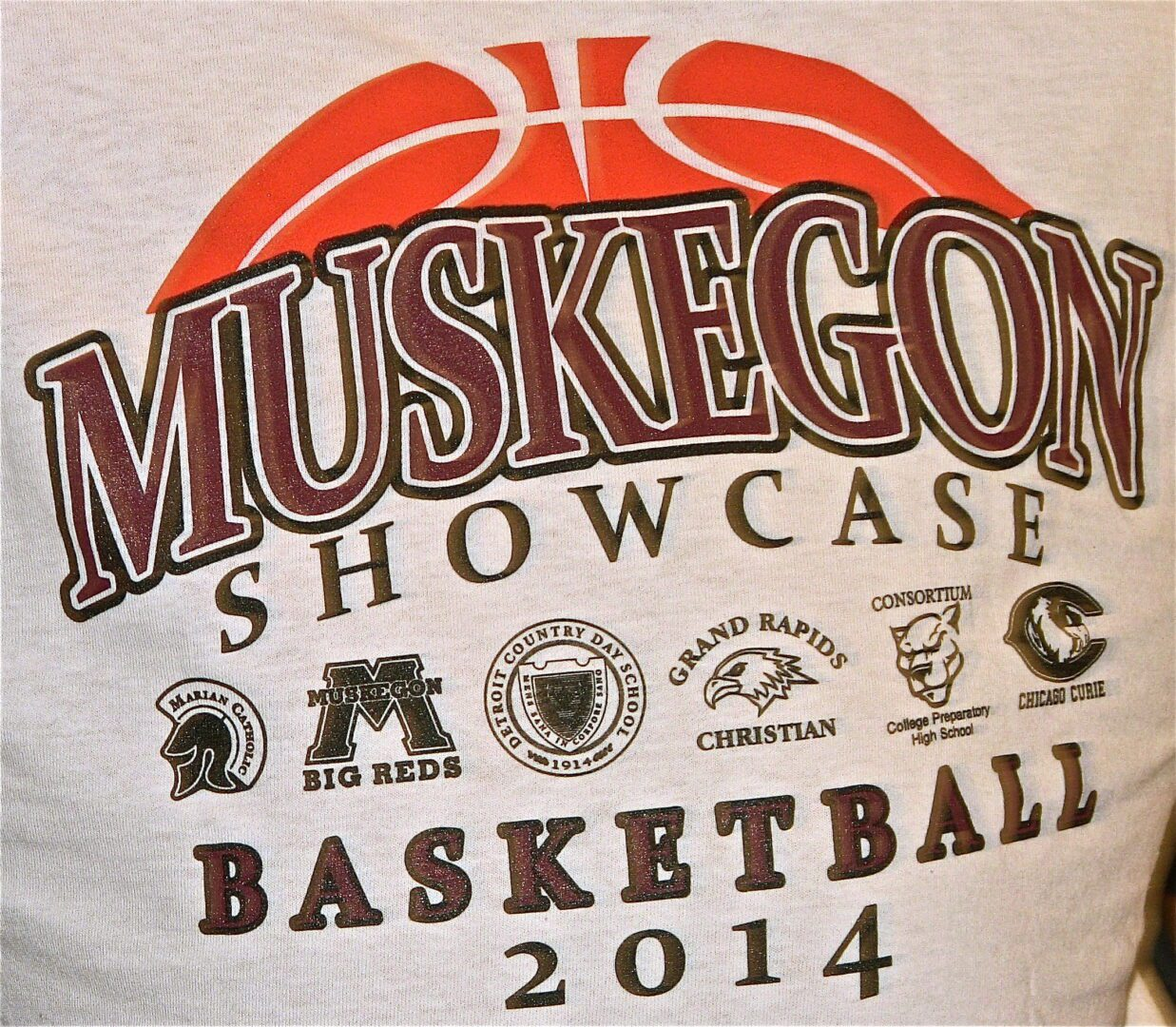 VIDEO: Dunk highlights from Saturday's Muskegon Basketball Showcase