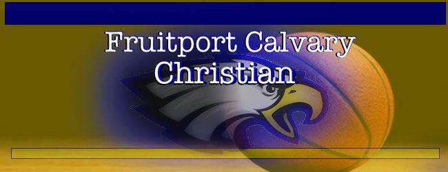 Fruitport Calvary Christian girls basketball team wins 30th straight league contest