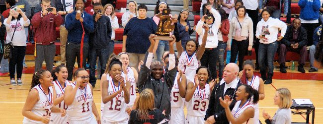 Orchard View wins girls Class B district championship with win over Oakridge