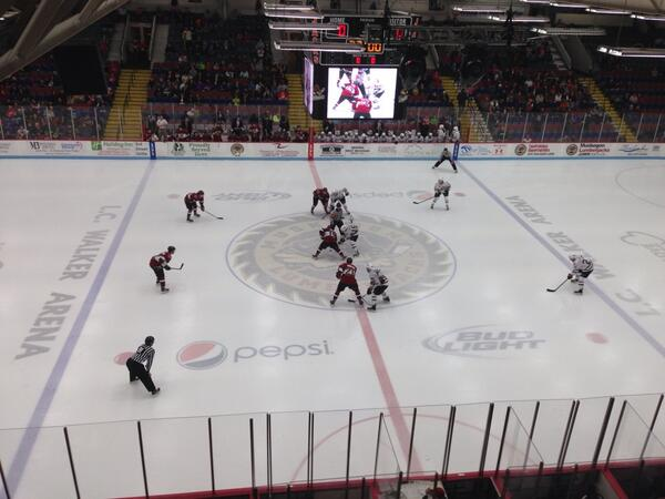 Lumberjacks hammered at home by Chicago Steel
