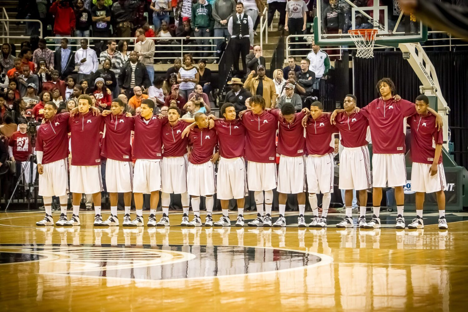 Big Reds now ranked No. 20 in the nation, USA Today Super 25 moves Muskegon up two spots