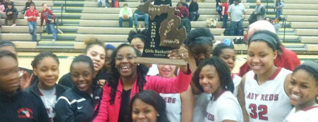 VIDEO: Muskegon girls outlast Mona Shores in all-out battle for district title