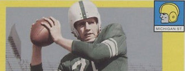 Muskegon legend Earl Morrall: As humble a superstar as you'll ever meet