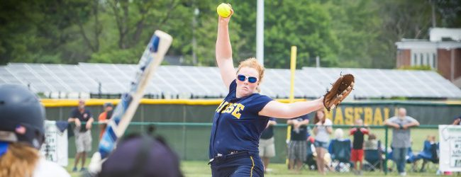 Katie Hendrickson and the North Muskegon softball team have been a perfect fit