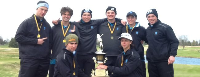 New names, same result: Mona Shores shoots its way to another boys city golf title