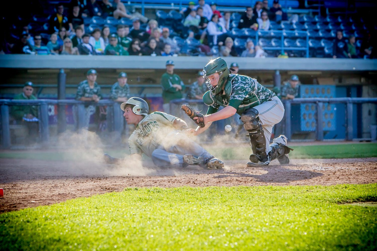 Photos from Muskegon Catholic's baseball game at 5th 3rd Ball Park against Grand Rapids West Catholic