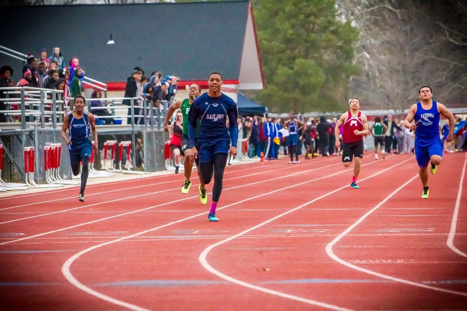 Final entry list for Wednesday's West Michigan All-Star Meet at Reeths-Puffer High School