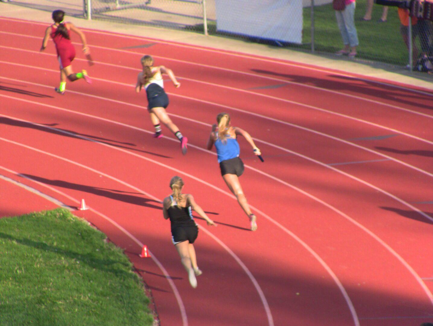 Big names have big performances at annual West Michigan All-Star track meet (VIDEO)