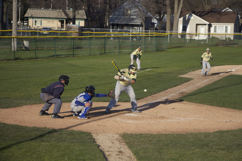 Area District Baseball pairings