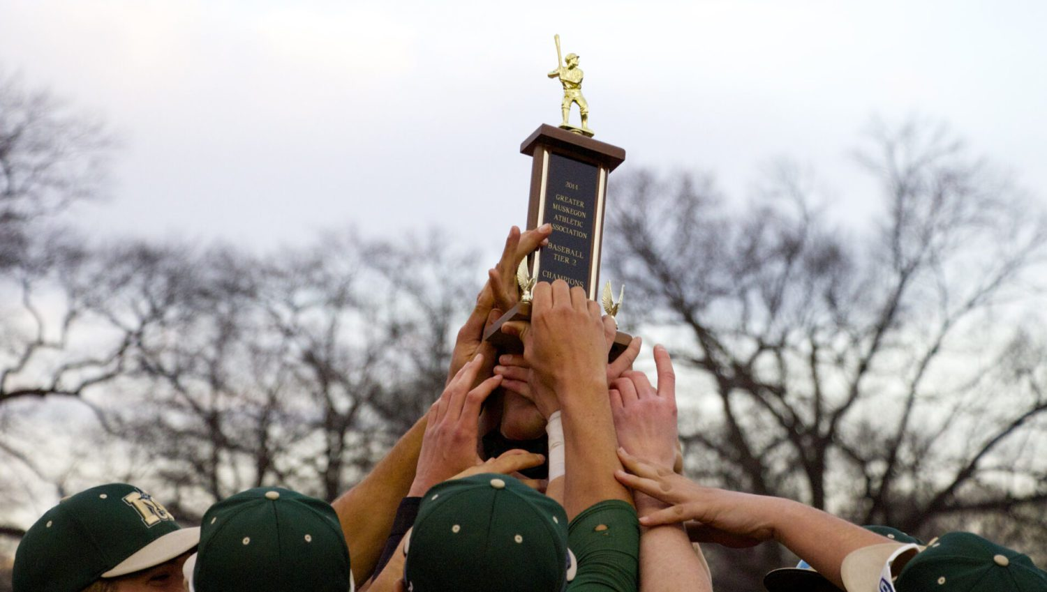 Crusaders take GMAA county Tier 2 baseball trophy with dominating win over Oakridge