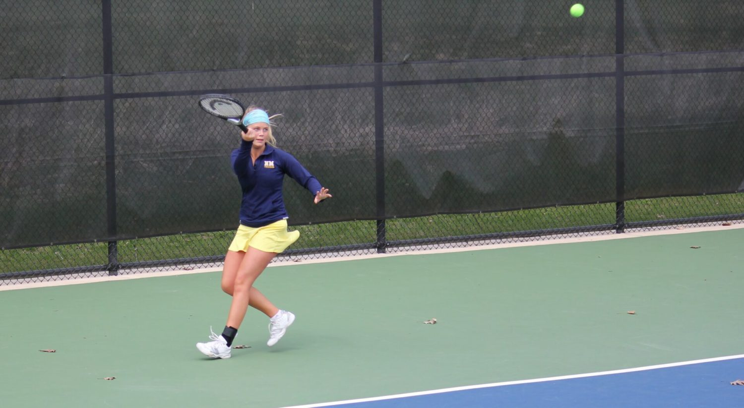 North Muskegon wins second straight girls city tennis title with one great senior, many underclassmen