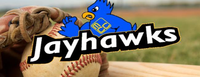 Jayhawks baseball team splits doubleheader with Grand Rapids Community College