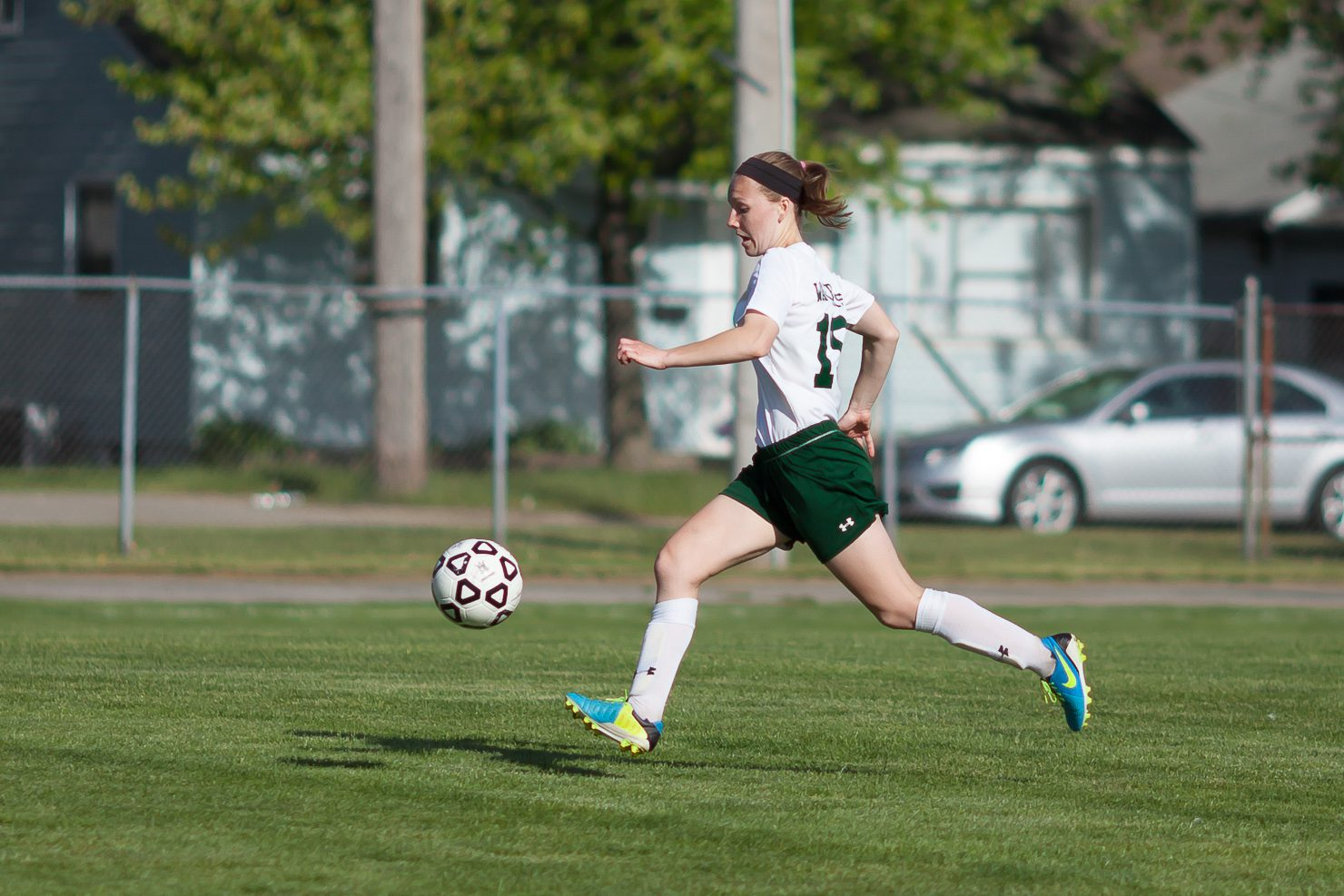 Western Michigan Christian soccer team advances to district title game with win over North Muskegon