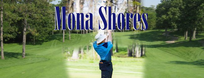 A year after being fourth best on his team, Mona Shores' Mitch White could be ready to contend for state golf honors