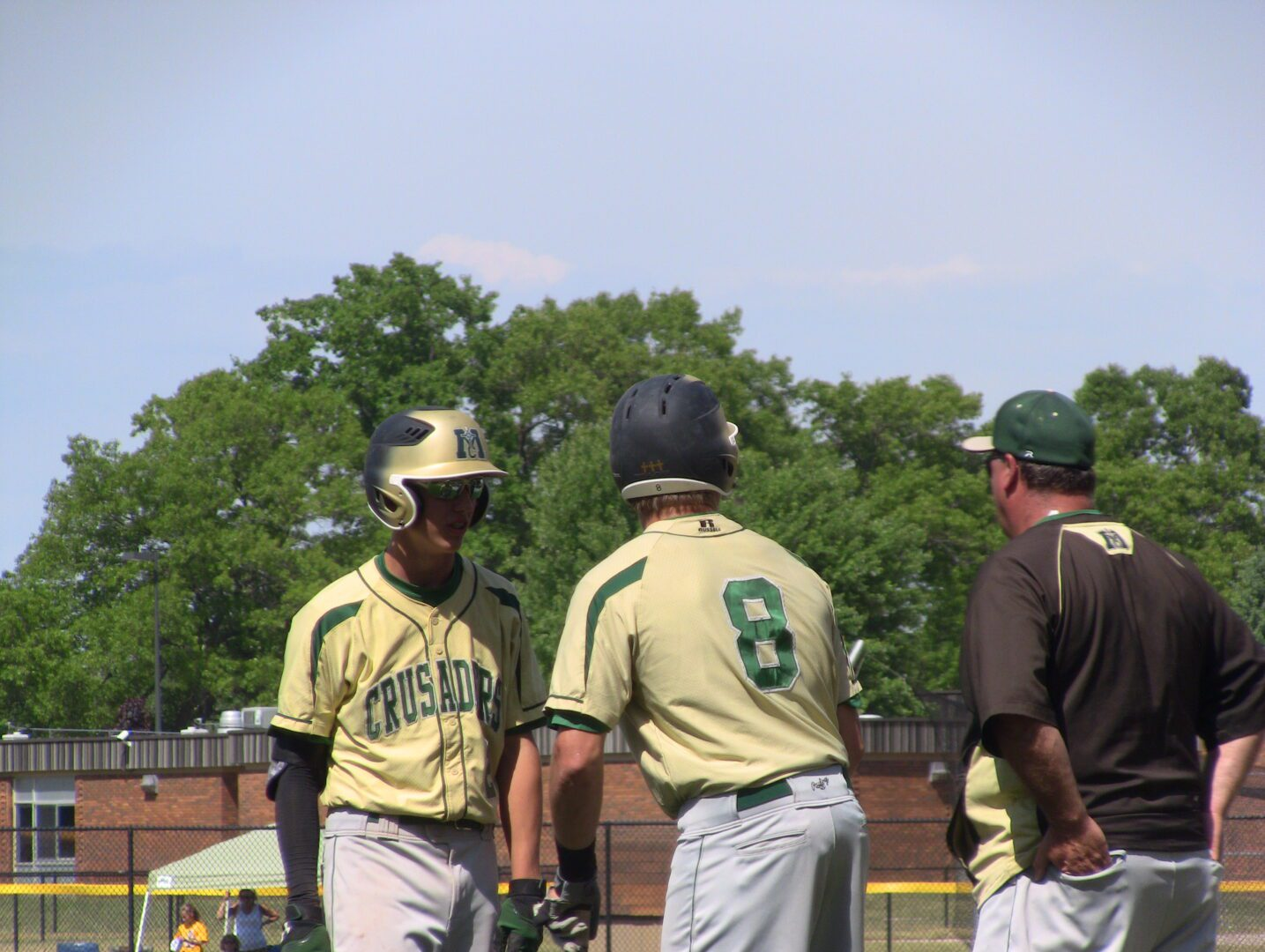 Muskegon Catholic's great baseball season ends with a dramatic 3-1, extra innings loss to Beal City