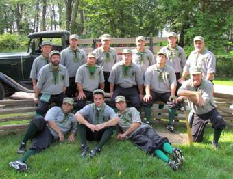 DNR Reports: Walker Wheels in action June 28-29 at Walker Tavern Historic Site