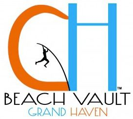 LeRoux sisters lead area vaulters in first day of Grand Haven Beach Vault