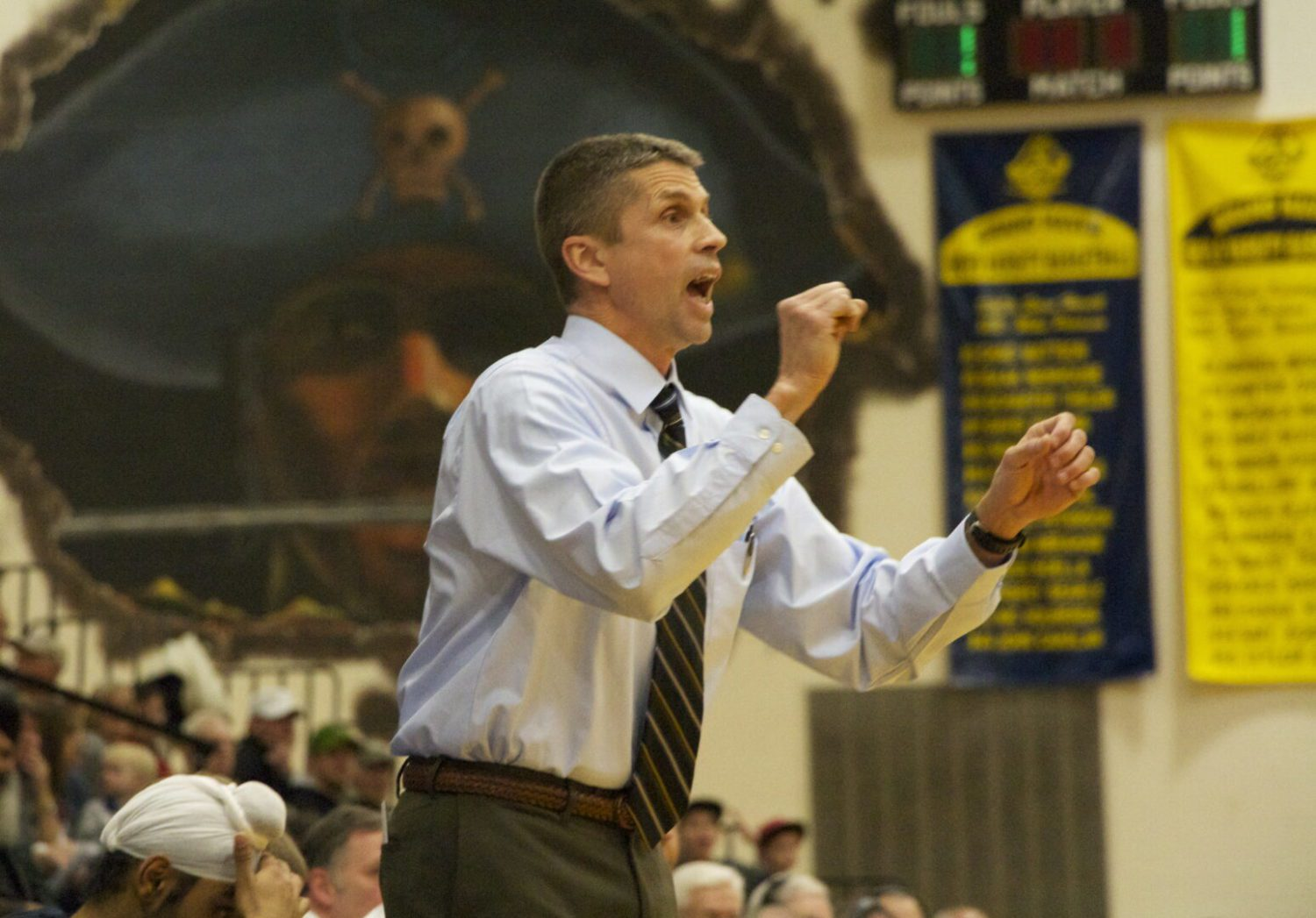 Visitation and funeral information for Grand Haven coach Hewitt