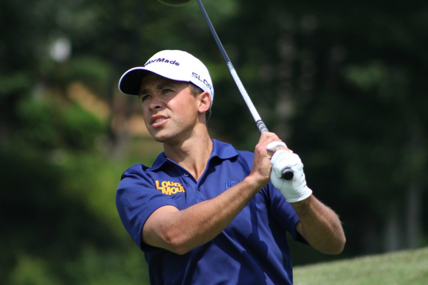 Ruthkoski runaway? Muskegon pro leads by five in Tournament of Champions at Boyne Mountain