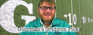 JG gridiron picks logo