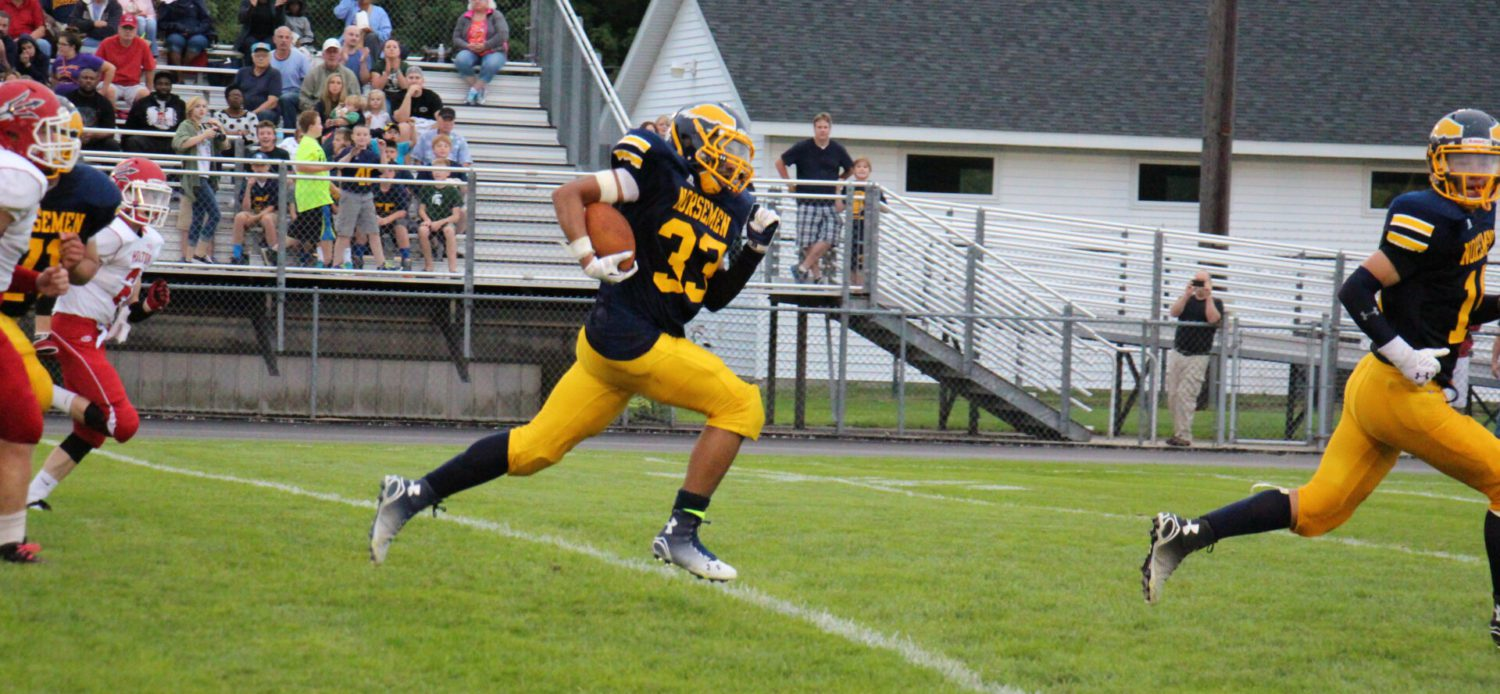 Dynamic Duo sparks North Muskegon ground attack in win over Holton