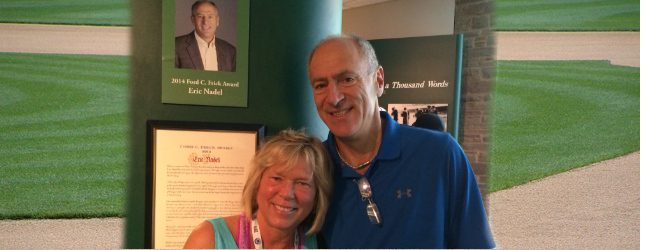 Eric Nadel amazed to reach Cooperstown