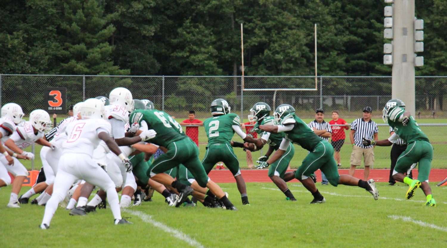 Oakes-Owens, new starters propel Reeths-Puffer past Holland 41-27