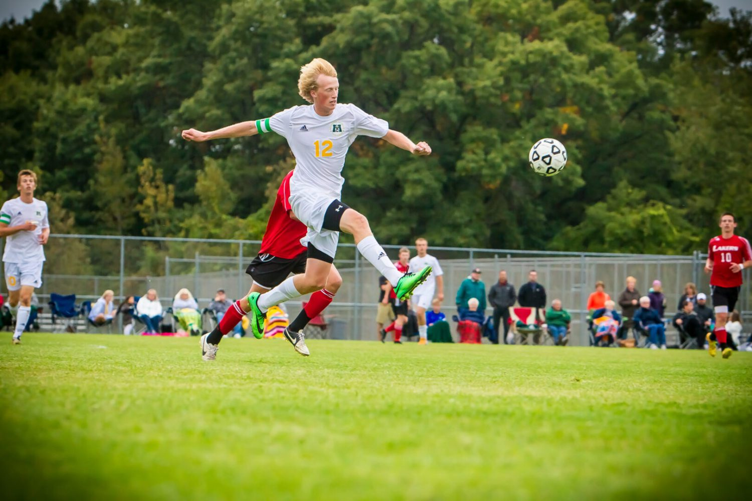 2014 boys district soccer tournament pairings, results