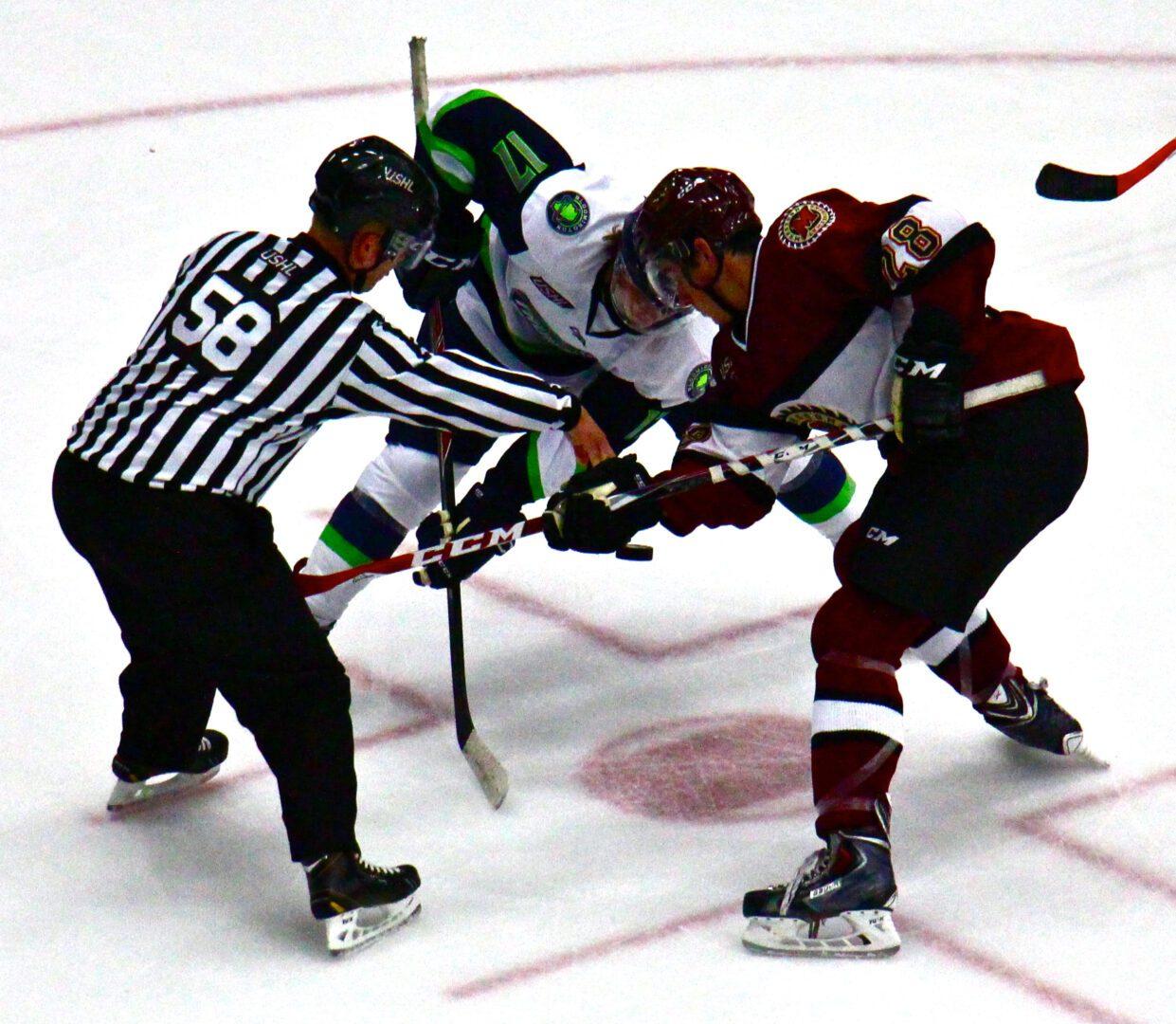 Lumberjacks shut out in home preseason game against Bloomington