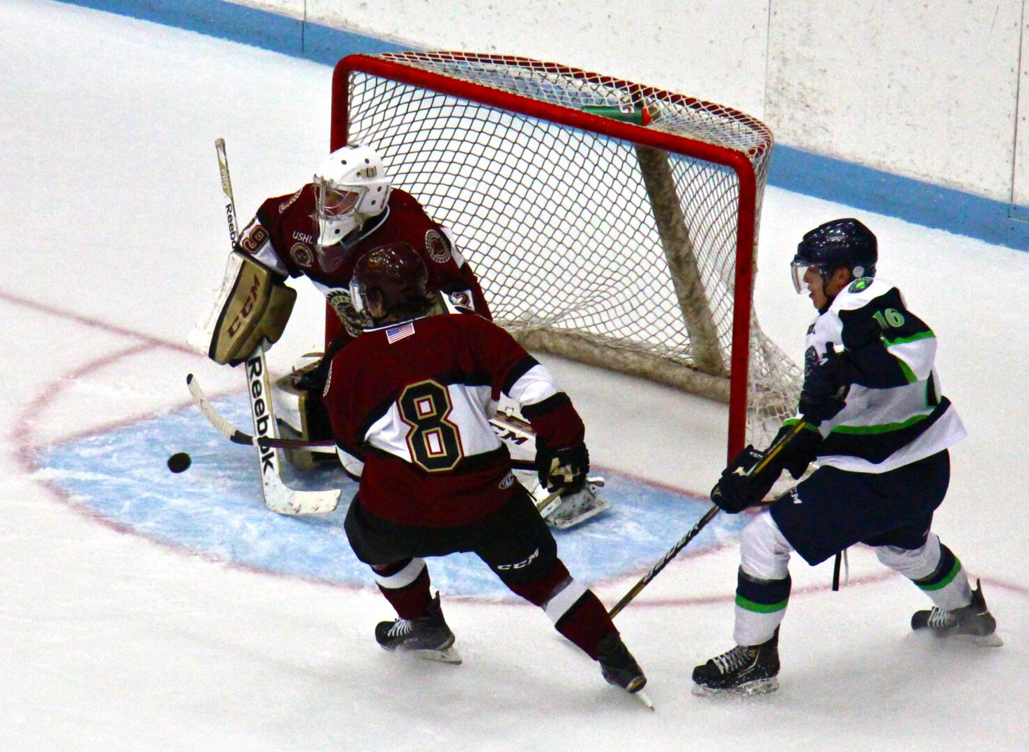 Lumberjacks top Fargo 3-2 in USHL Fall Classic West opener
