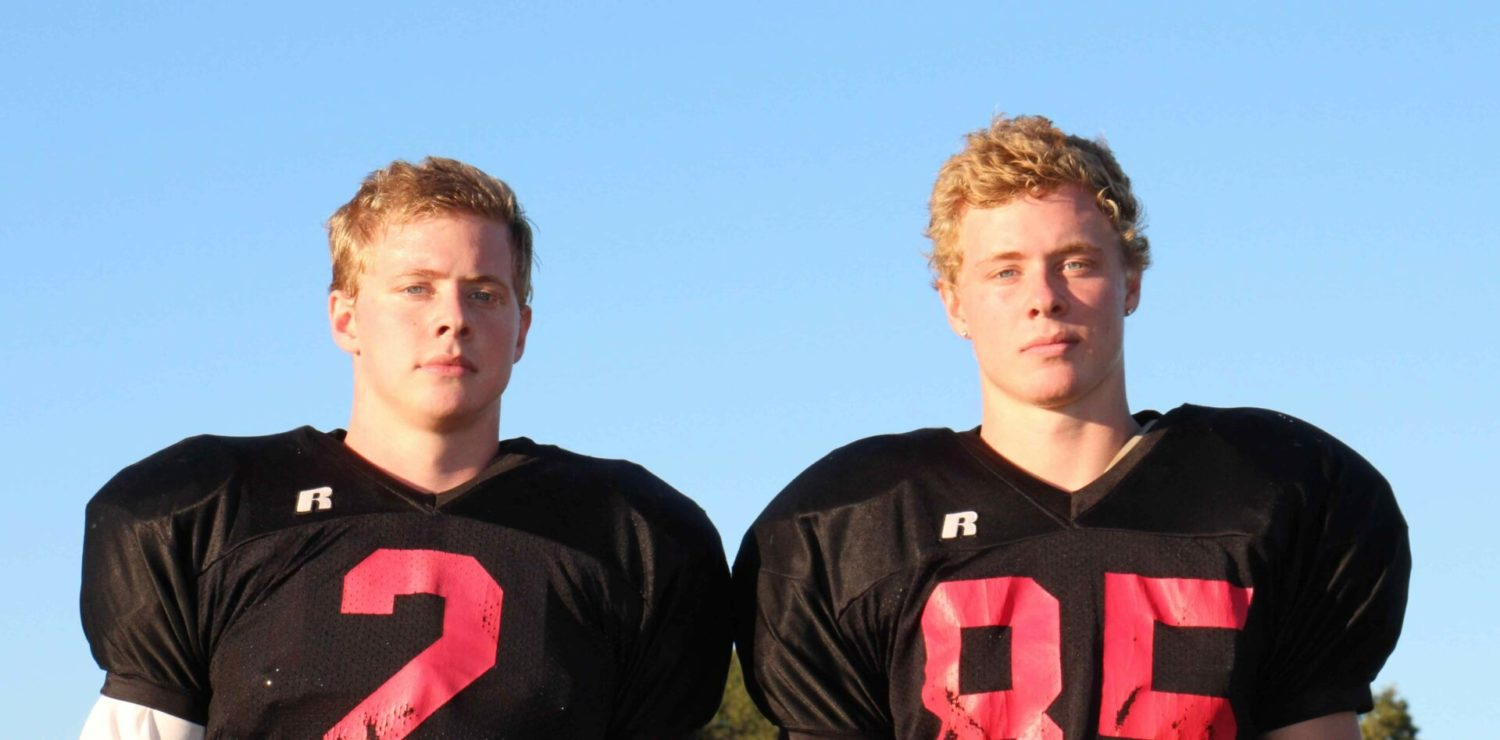 Whitehall's Aylor brothers ready to lead Vikings against Montague in annual Battle of White Lake