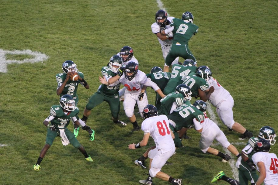 Reeths-Puffer gets schooled by state power Lowell, 42-6