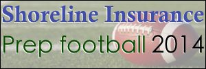 Shoreline football instory art