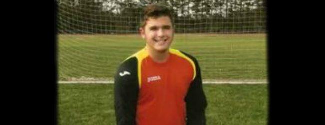 Goalkeeper Conner Deneen is a quiet but crucial contributor to Fruitport's soccer success