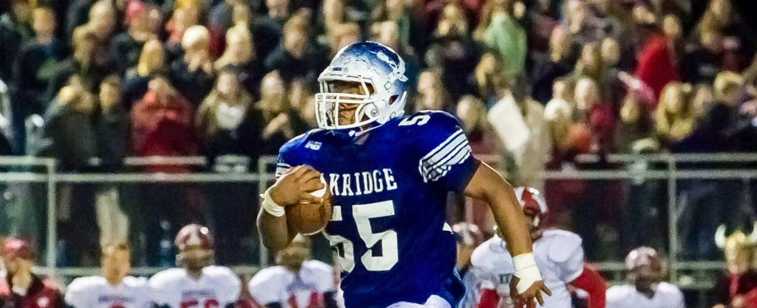 [VIDEO] Highlights from Oakridge's homecoming win over Whitehall last Friday